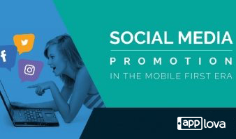 Social media promotion in the Mobile First Era