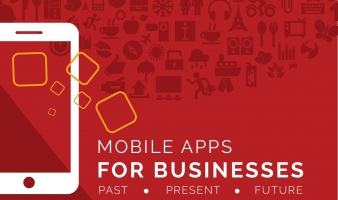 Mobile Apps for Businesses- Past, Present and Future