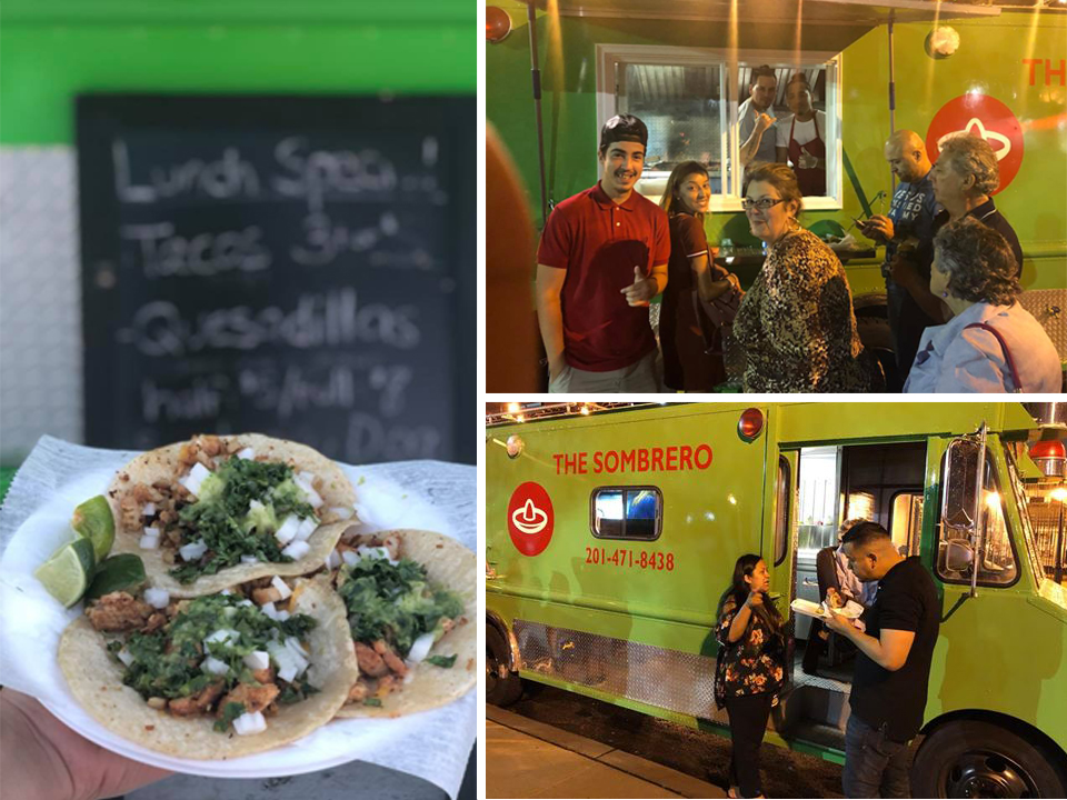 Mobile apps for food trucks