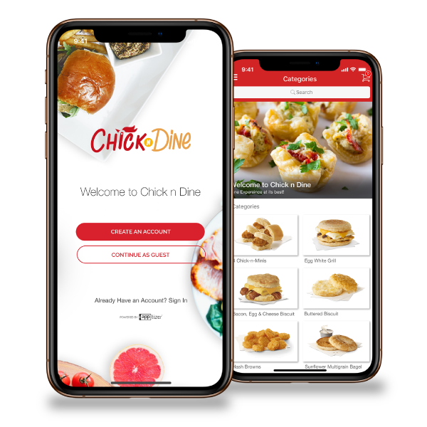 Food truck mobile order-ahead from Apptizer