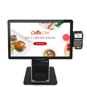 Self-Ordering Kiosk Systems   Restaurant Software   Applova