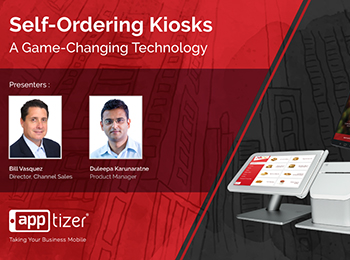 Self Ordering Kiosks - The Newest Game Changing Technology